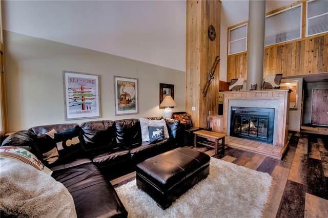 21680 Us Hwy 6   #2060, Keystone, CO 80435 (MLS #S1018079) :: Colorado Real Estate Summit County, LLC