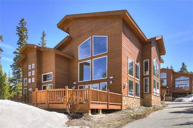 180 Emmett Lode Road, Breckenridge, CO 80424 (MLS #S1018082) :: Colorado Real Estate Summit County, LLC