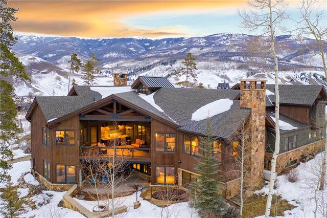 220 High Park Court, Silverthorne, CO 80498 (MLS #S1018126) :: Colorado Real Estate Summit County, LLC