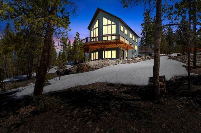1500 County Road 36, Leadville, CO 80461 (MLS #S1018176) :: eXp Realty LLC - Resort eXperts