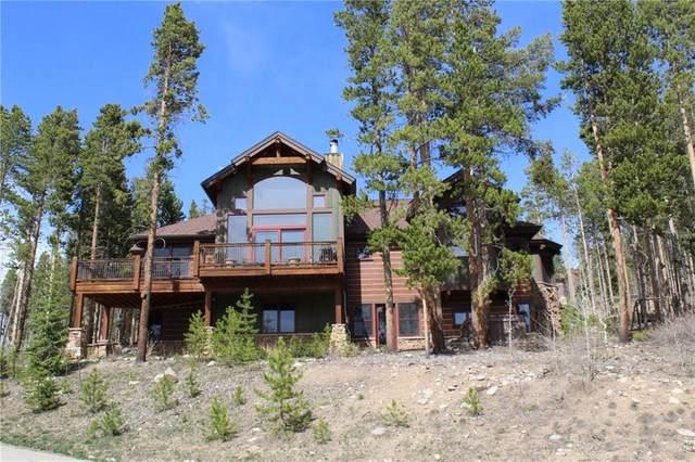 55 Blue Jay Drive, Breckenridge, CO 80424 (MLS #S1018179) :: Colorado Real Estate Summit County, LLC