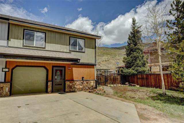 325B Straight Creek Drive B, Dillon, CO 80435 (MLS #S1018287) :: Colorado Real Estate Summit County, LLC