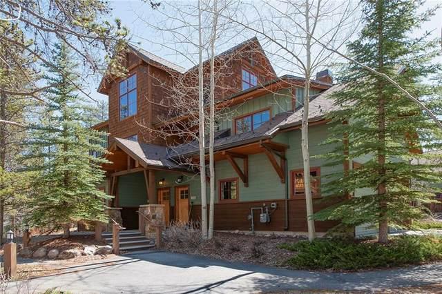 57 Lake Ridge Circle #1844, Dillon, CO 80435 (MLS #S1018288) :: Dwell Summit Real Estate