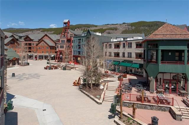 129 River Run Road #8058, Dillon, CO 80435 (MLS #S1018298) :: Colorado Real Estate Summit County, LLC
