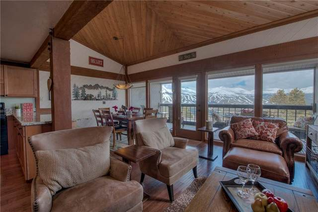 187 N Fuller Placer Road 5-D, Breckenridge, CO 80424 (MLS #S1018351) :: Dwell Summit Real Estate