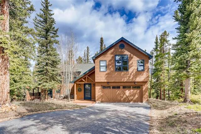 41 Potentilla Circle, Keystone, CO 80435 (MLS #S1018400) :: Dwell Summit Real Estate