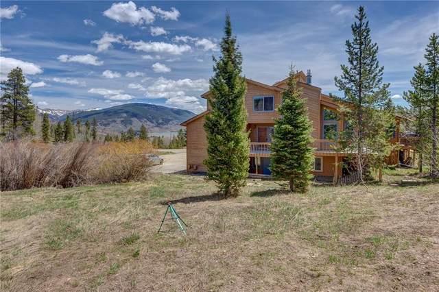 12 Buffalo Court B, Silverthorne, CO 80498 (MLS #S1018487) :: Colorado Real Estate Summit County, LLC