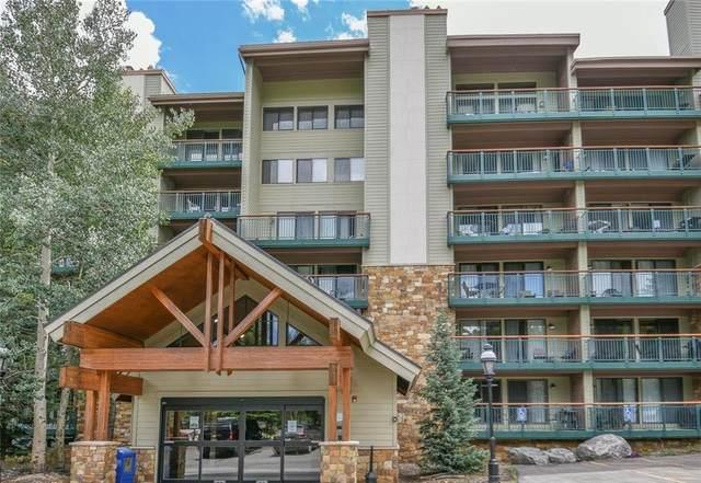 455 Village Road #416, Breckenridge, CO 80424 (MLS #S1018496) :: Colorado Real Estate Summit County, LLC