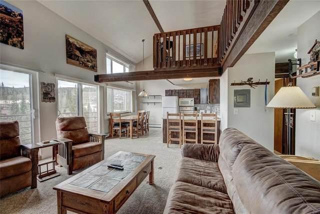 9825 Ryan Gulch Road #301, Silverthorne, CO 80498 (MLS #S1018609) :: Dwell Summit Real Estate
