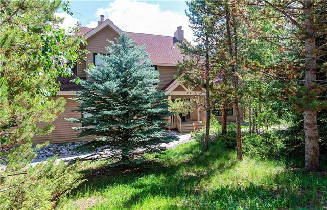 114 Yarrow Lane, Keystone, CO 80435 (MLS #S1018611) :: Colorado Real Estate Summit County, LLC