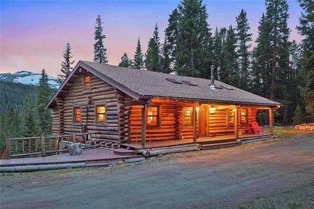 411 Doris Drive, Breckenridge, CO 80424 (MLS #S1018740) :: Colorado Real Estate Summit County, LLC