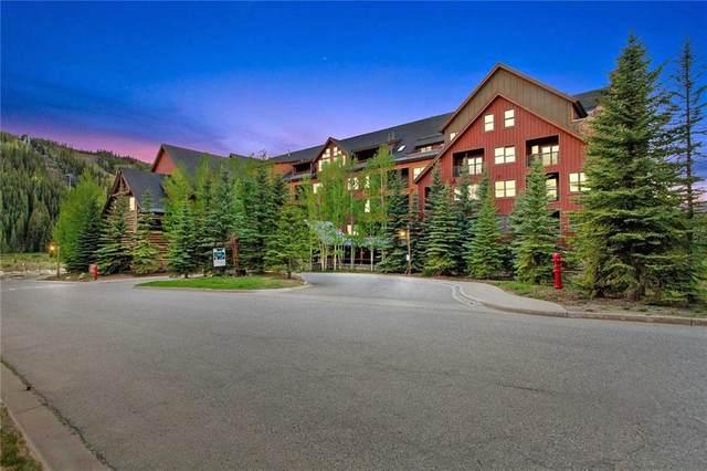 53 Hunki Dori Court #8834, Dillon, CO 80435 (MLS #S1018744) :: Colorado Real Estate Summit County, LLC