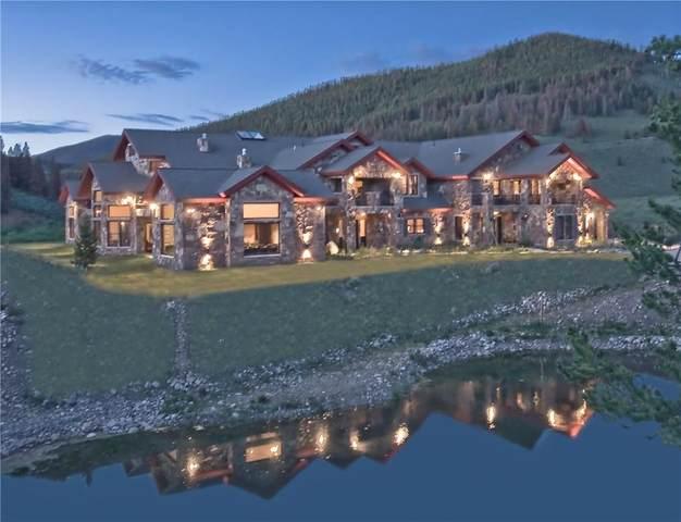 2345 Tiger Road, Breckenridge, CO 80424 (MLS #S1018834) :: Colorado Real Estate Summit County, LLC