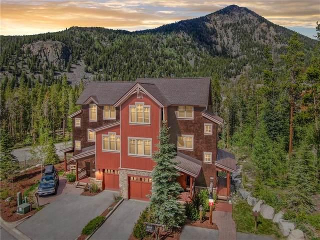 188 Tip Top Trail #6558, Keystone, CO 80435 (MLS #S1018881) :: Colorado Real Estate Summit County, LLC
