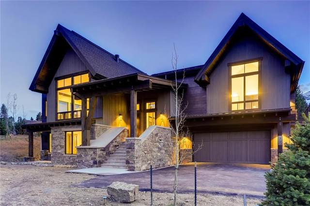 79 Cucumber Creek Road, Breckenridge, CO 80424 (MLS #S1018904) :: Colorado Real Estate Summit County, LLC