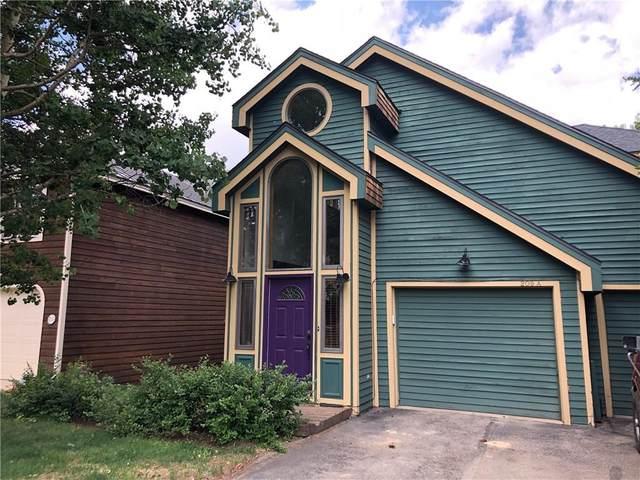 209 N Ridge Street A, Breckenridge, CO 80424 (MLS #S1018952) :: Colorado Real Estate Summit County, LLC