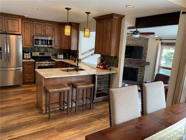 68 Golf Course Drive #11, Frisco, CO 80443 (MLS #S1019077) :: Colorado Real Estate Summit County, LLC
