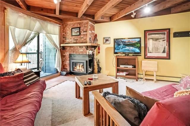 8100 Ryan Gulch Road E206, Silverthorne, CO 80498 (MLS #S1019123) :: Colorado Real Estate Summit County, LLC