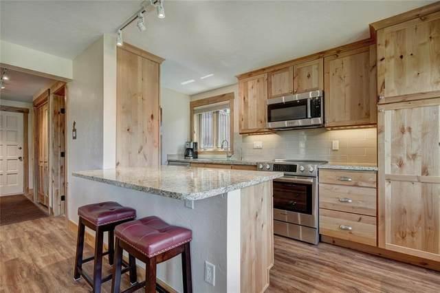 550 Four Oclock Road #15, Breckenridge, CO 80424 (MLS #S1019159) :: Colorado Real Estate Summit County, LLC