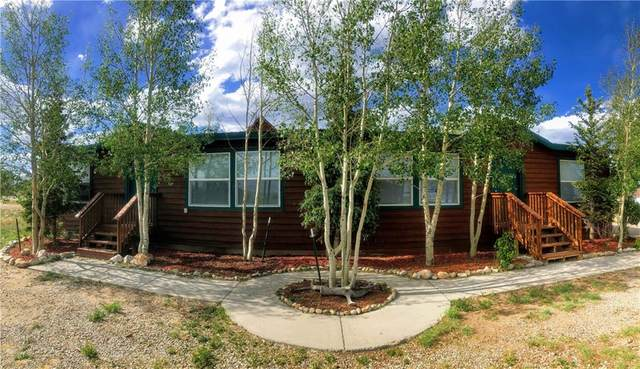 55 Fuller Dr A&B, Fairplay, CO 80440 (MLS #S1019171) :: Colorado Real Estate Summit County, LLC
