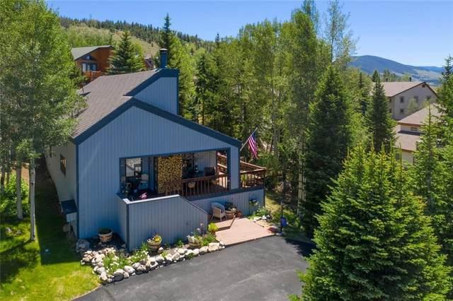 434 Ensign Drive A, Dillon, CO 80435 (MLS #S1019202) :: Colorado Real Estate Summit County, LLC