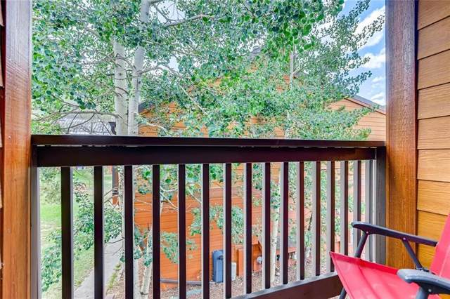 506 Pitkin Street C5, Frisco, CO 80443 (MLS #S1019274) :: Colorado Real Estate Summit County, LLC