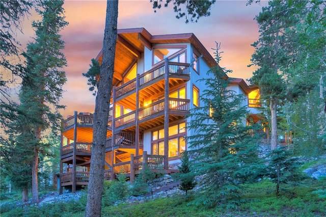71 Sunrise Point Drive, Breckenridge, CO 80424 (MLS #S1019324) :: eXp Realty LLC - Resort eXperts