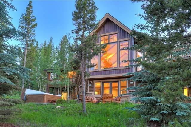 1672 Highlands Drive, Breckenridge, CO 80424 (MLS #S1019372) :: eXp Realty LLC - Resort eXperts