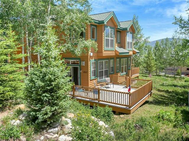 315 Saddle Ridge Drive #315, Silverthorne, CO 80498 (MLS #S1019403) :: eXp Realty LLC - Resort eXperts