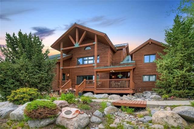 1709 Red Hawk Road, Silverthorne, CO 80498 (MLS #S1019472) :: Colorado Real Estate Summit County, LLC