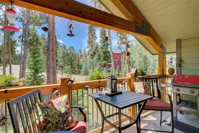 550 S French Street #205, Breckenridge, CO 80424 (MLS #S1019484) :: Colorado Real Estate Summit County, LLC