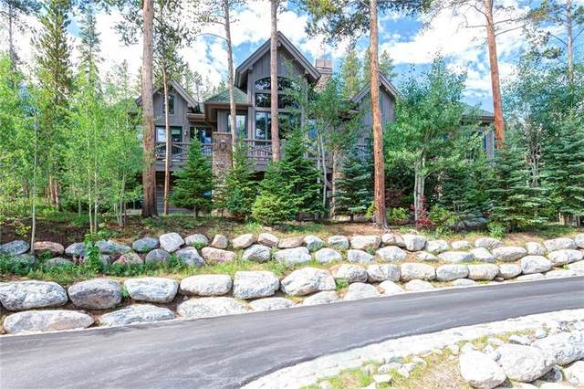 1883 Highlands Drive, Breckenridge, CO 80424 (MLS #S1019589) :: eXp Realty LLC - Resort eXperts