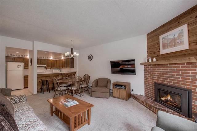 720 Columbine Road #103, Breckenridge, CO 80424 (MLS #S1019674) :: Dwell Summit Real Estate