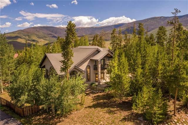 1717 Red Hawk Road, Silverthorne, CO 80498 (MLS #S1020761) :: Colorado Real Estate Summit County, LLC