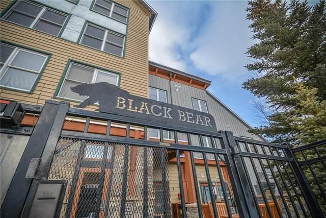 129 River Run Road #8042, Dillon, CO 80435 (MLS #S1020882) :: Dwell Summit Real Estate