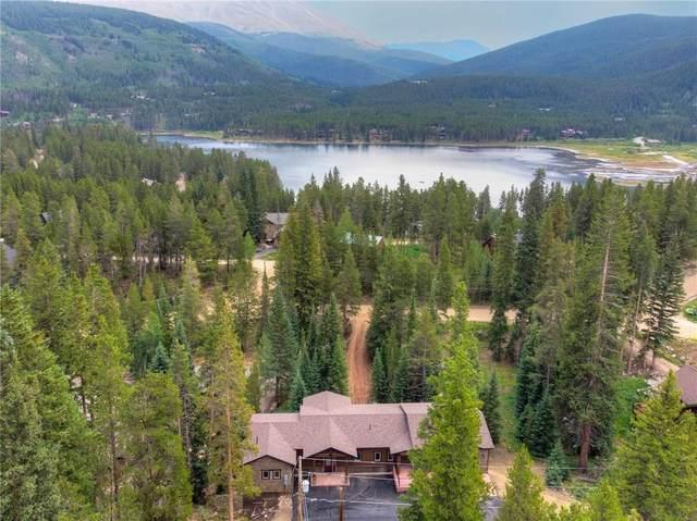 184 Crown Drive, Breckenridge, CO 80466 (MLS #S1020936) :: Colorado Real Estate Summit County, LLC