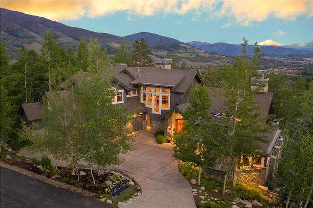 155 Two Cabins Drive, Silverthorne, CO 80498 (MLS #S1021098) :: Dwell Summit Real Estate