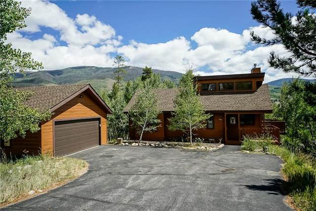 1756 Falcon Drive, Silverthorne, CO 80498 (MLS #S1021119) :: Colorado Real Estate Summit County, LLC