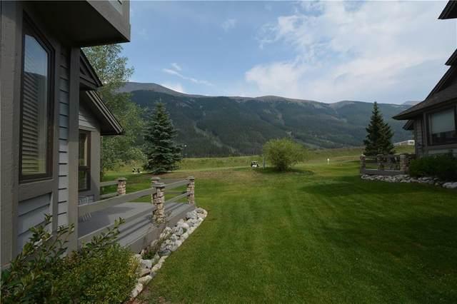 40 Fairway Lane #31, Copper Mountain, CO 80443 (MLS #S1021122) :: eXp Realty LLC - Resort eXperts