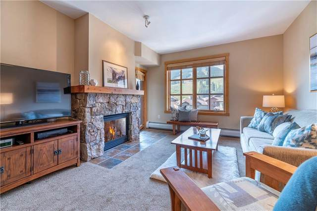 910 Copper Road #606, Copper Mountain, CO 80443 (MLS #S1021135) :: Colorado Real Estate Summit County, LLC