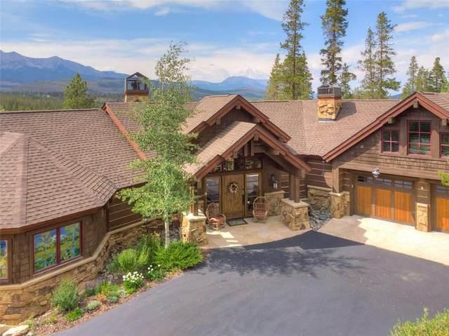 984 Gold Run Road, Breckenridge, CO 80424 (MLS #S1022242) :: eXp Realty LLC - Resort eXperts