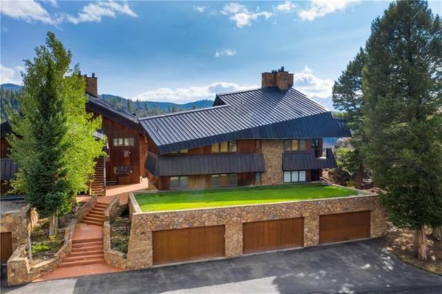 457 Summerwood Drive D, Dillon, CO 80435 (MLS #S1022418) :: Colorado Real Estate Summit County, LLC