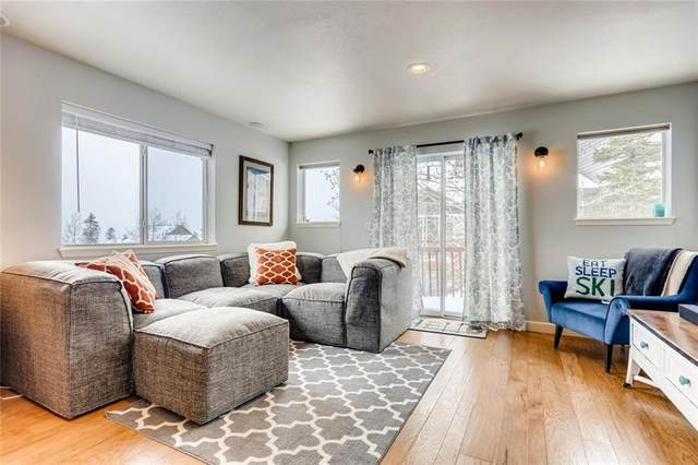 61 Spyglass Lane #61, Silverthorne, CO 80498 (MLS #S1022502) :: Colorado Real Estate Summit County, LLC