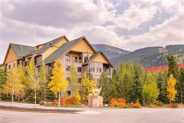 129 River Run Road #8055, Keystone, CO 80435 (MLS #S1022510) :: Colorado Real Estate Summit County, LLC