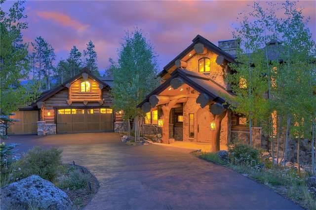 56 Wild Cat Road, Breckenridge, CO 80424 (MLS #S1022520) :: eXp Realty LLC - Resort eXperts