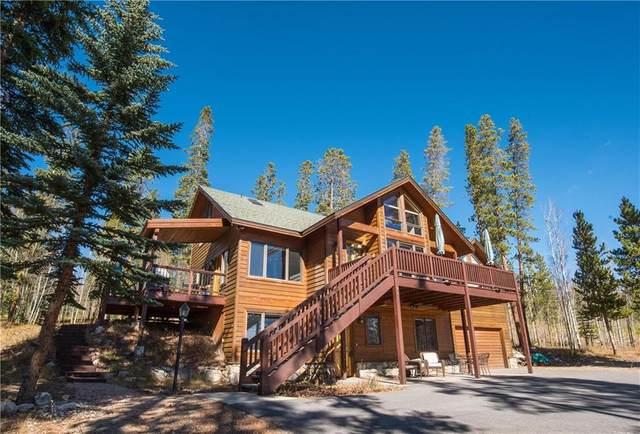 231 Shooting Star Way, Silverthorne, CO 80498 (MLS #S1022683) :: Colorado Real Estate Summit County, LLC