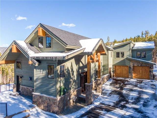 663 Discovery Hill Drive, Breckenridge, CO 80424 (MLS #S1022750) :: eXp Realty LLC - Resort eXperts