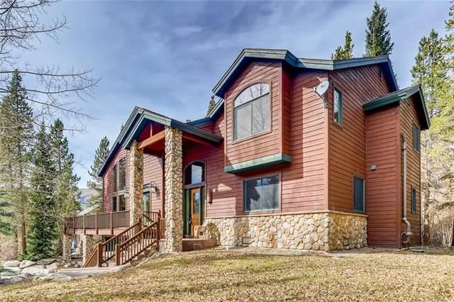 1106 Bright Hope Road, Breckenridge, CO 80424 (MLS #S1022873) :: Colorado Real Estate Summit County, LLC