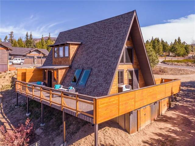 345 Cr 2020, Silverthorne, CO 80498 (MLS #S1022902) :: Colorado Real Estate Summit County, LLC
