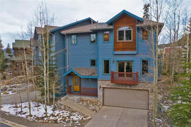 326 Streamside Lane B, Frisco, CO 80443 (MLS #S1023048) :: Colorado Real Estate Summit County, LLC